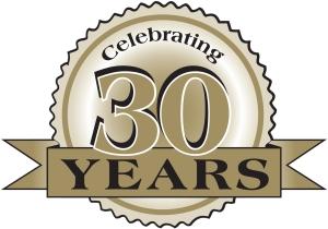 30 logo full